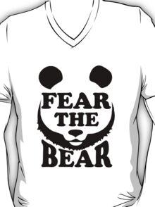 Fear the Bear- SF Giants  T-Shirt