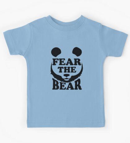 Fear the Bear- SF Giants  Kids Tee