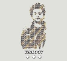 The Weeknd - Trilogy Typography by Kuilz