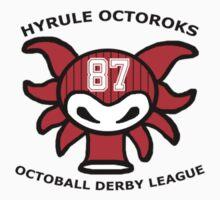 Octorok Derby Team Shirt 2 by Benjiiman
