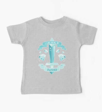 Diamond Sword - Tshirt Baby Tee