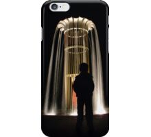 Fountain Mesmerized iPhone Case/Skin