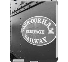 Heritage Railway iPad Case/Skin