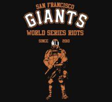 Giants Riots- SF Giants | Unisex T-Shirt