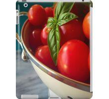Cherry Tomatoes iPad Case/Skin