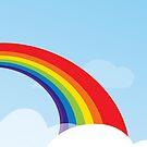 rainbow 1 by Kat Massard