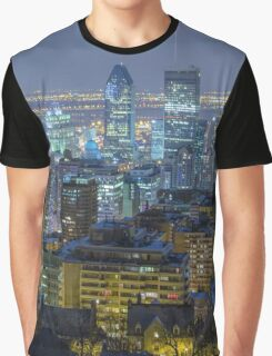 Montreal Canada Graphic T-Shirt