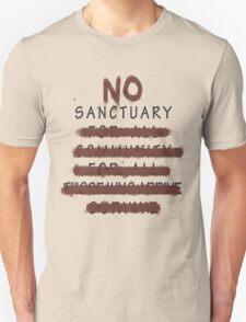 No Sanctuary T-Shirt