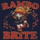 Rambo Brite by OneShoeOff