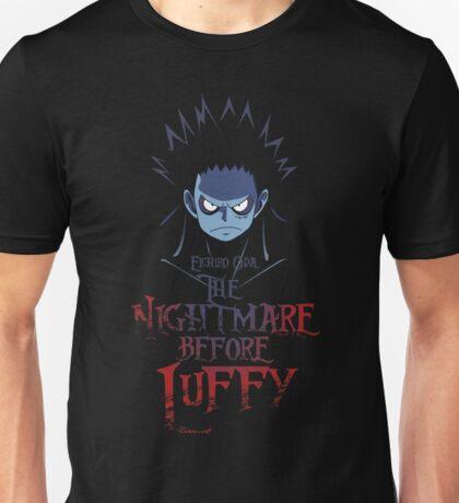 Nightmare Before Luffy Unisex T-Shirt