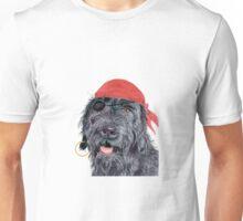 Pirate Labradoodle Unisex T-Shirt
