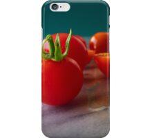 Fallen Cherry Tomatoes iPhone Case/Skin