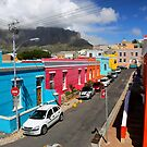 Colours of Bo-Kaap by Cameron B