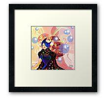 Princess Light Framed Print
