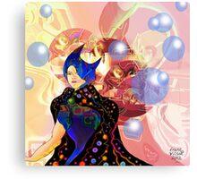Princess Light Canvas Print