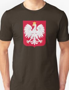 Coat of Arms of Poland Unisex T-Shirt