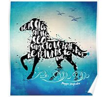 The Scorpio Races - He Returns To Me Poster