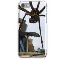 Gugghenheim Bilbao Spider iPhone Case/Skin