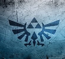 The Legend of Zelda - Ice by Mistman