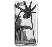 Gugghenheim Bilbao Spider 2 iPhone Case/Skin