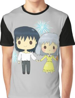 Howl and Sophie Graphic T-Shirt