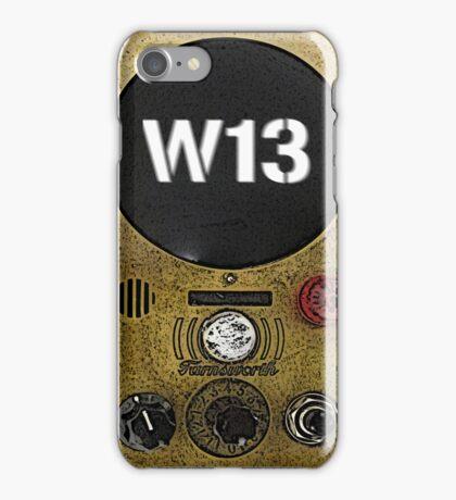 Warehouse 13 - Farnsworth iPhone Case/Skin