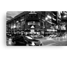 Nightlife in Toronto Canvas Print