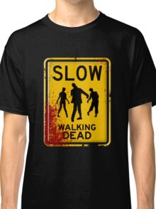 SLOW - WALKING DEAD Classic T-Shirt