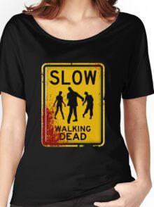 SLOW - WALKING DEAD Women's Relaxed Fit T-Shirt
