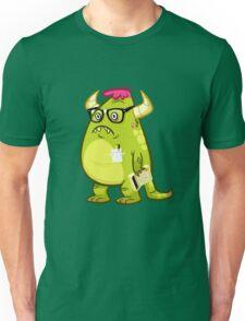 Monster Nerd Unisex T-Shirt