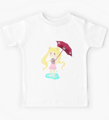 Rain Bunny Kids Tee