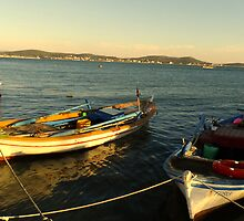 The Boats by Tugrul Atac
