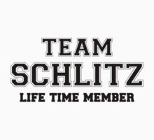 Team SCHLITZ, life time member by stacigg