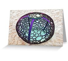 Sculpture by the Sea.30 Greeting Card