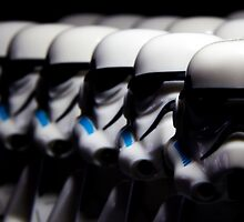 The Troopers Are Ready, Are You by Stevehgti6