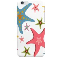 Star fishes iPhone Case/Skin