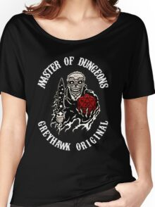 Master of Dungeons - Greyhawk Original Women's Relaxed Fit T-Shirt