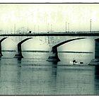 The Confederation Bridge by Edward Fielding