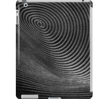 The Vortex - BW iPad Case/Skin