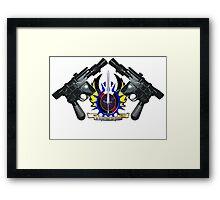 Star wars Inspired Design Framed Print