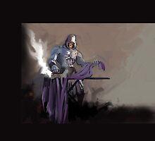 Skelator by astralsid