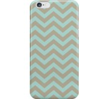 Bold Chevron Pattern 5 iPhone Case/Skin
