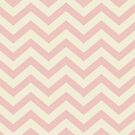 Bold Chevron Pattern 6 by Kat Massard