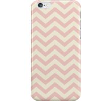 Bold Chevron Pattern 6 iPhone Case/Skin