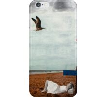 GREY SUMMER BREEZE iPhone Case/Skin