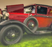 '30 Ford Delivery by Steve Walser