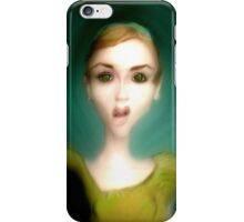 What!?! iPhone Case/Skin