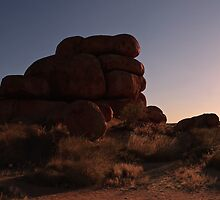 The Devil's Marbles by Ursula Rodgers
