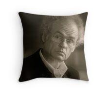 Primum non nocere. Throw Pillow