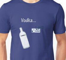 Love Vodka Unisex T-Shirt